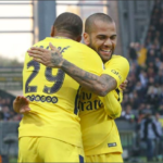 Angers (0-5) Paris Saint Germain