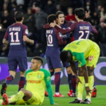 Paris Saint Germain (4-1) FC Nantes