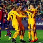 Levante (0-5) Atletico Madrid