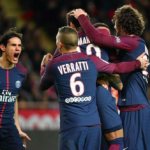 AS Monaco (1-2) Paris Saint Germain