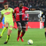 Angers (1-2) Rennes