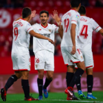 Sevilla (4-0) Real Cartagena