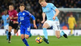 Leicester City (0-2) Manchester City