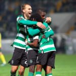 Sporting CP (1-0) Belenenses