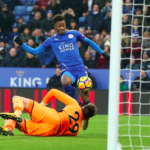 Leicester City (1-0) Burnley