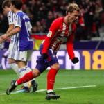Atletico Madrid (2-1) Real Sociedad