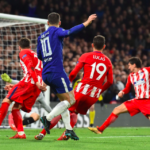 Chelsea (1-1) Atletico Madrid